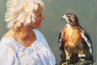 Rita and the Hawk